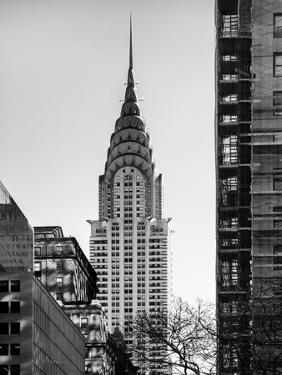 Top of the Chrysler Building - Manhattan - New York City - United States by Philippe Hugonnard