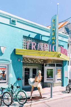 Tropic Cinema Key West - Florida by Philippe Hugonnard