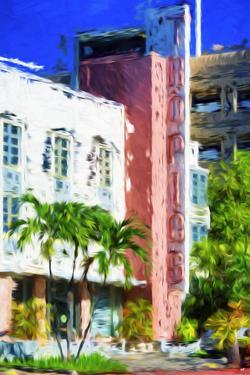 Tropics - In the Style of Oil Painting by Philippe Hugonnard