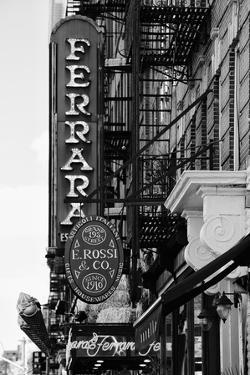 Urban Landscape - Little Italy - Manhattan - New York City - United States by Philippe Hugonnard