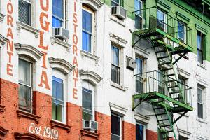 Urban Landscape - Little Italy - Manhattan - New York City - United States by Philippe Hugonnard