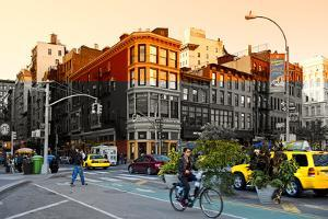 Urban Landscape - Union Square - Manhattan - New York City - United States by Philippe Hugonnard