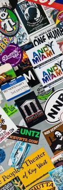 Urban Stickers - Street Art US - Key West - Miami by Philippe Hugonnard