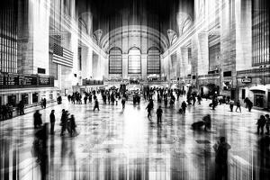 Urban Stretch Series - Grand Central Terminal - Manhattan - New York by Philippe Hugonnard