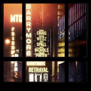 View from the Window - Broadway by Philippe Hugonnard