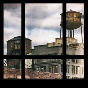 View from the Window - Brooklyn by Philippe Hugonnard