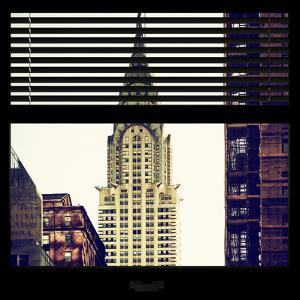 View from the Window - Chrysler Building by Philippe Hugonnard