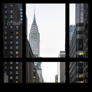 View from the Window - Empire State Building by Philippe Hugonnard