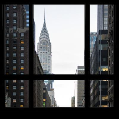 View from the Window - Empire State Building