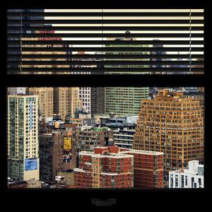 View from the Window - Hell's Kitchen - NYC by Philippe Hugonnard