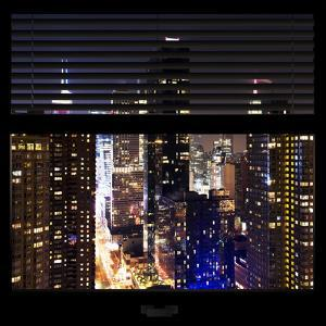 View from the Window - Manhattan by Philippe Hugonnard