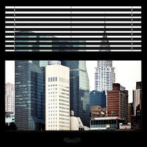 View from the Window - New York Buildings by Philippe Hugonnard