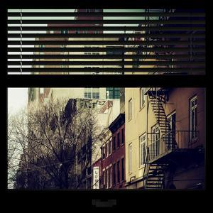 View from the Window - New York Winter by Philippe Hugonnard