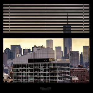 View from the Window - One World Trade Center by Philippe Hugonnard