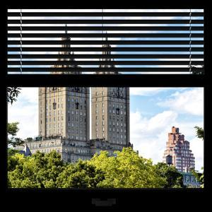 View from the Window - San Remo Building - Central Park by Philippe Hugonnard