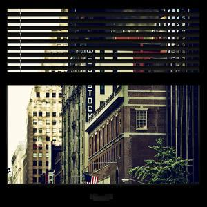 View from the Window - Woodstock Manhattan by Philippe Hugonnard