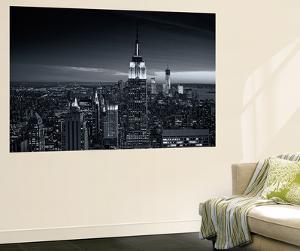 View of city - Manhattan - New York City - United States by Philippe Hugonnard