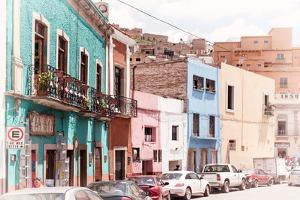 ¡Viva Mexico! Collection - Colorful Street Scene - Guanajuato II by Philippe Hugonnard