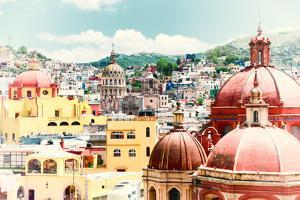 ¡Viva Mexico! Collection - Guanajuato Architecture II by Philippe Hugonnard
