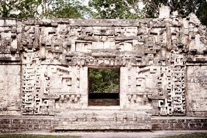 ¡Viva Mexico! Collection - Hochob Mayan Pyramids II - Campeche by Philippe Hugonnard