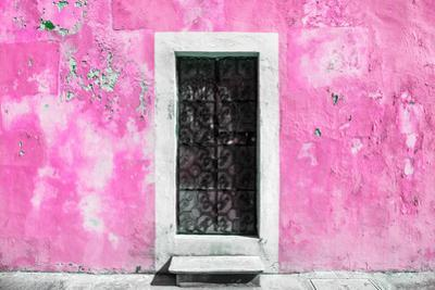 ¡Viva Mexico! Collection - Hot Pink Wall of Silence by Philippe Hugonnard