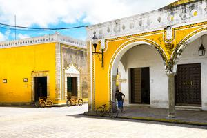 ¡Viva Mexico! Collection - Izamal the Yellow City II by Philippe Hugonnard