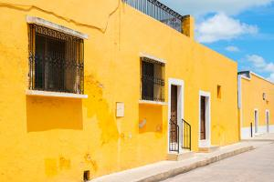 ¡Viva Mexico! Collection - Izamal the Yellow City IV by Philippe Hugonnard