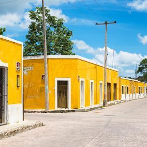 ¡Viva Mexico! Collection - Izamal the Yellow City VI by Philippe Hugonnard