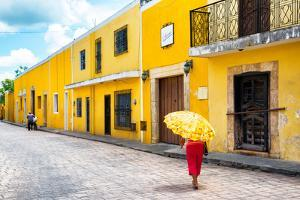 ¡Viva Mexico! Collection - Izamal the Yellow City VIII by Philippe Hugonnard