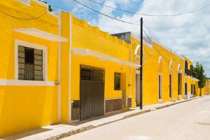 ¡Viva Mexico! Collection - Izamal the Yellow City XI by Philippe Hugonnard