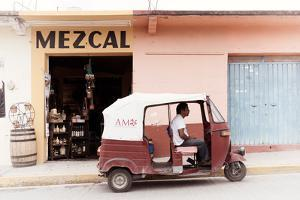 ¡Viva Mexico! Collection - Mezcal Tuk Tuk II by Philippe Hugonnard