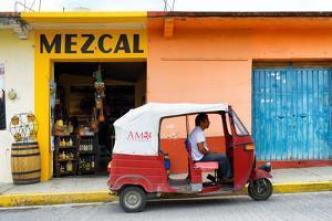 ?Viva Mexico! Collection - Mezcal Tuk Tuk by Philippe Hugonnard