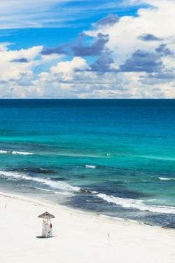 ?Viva Mexico! Collection - Ocean and Beach View II - Cancun by Philippe Hugonnard