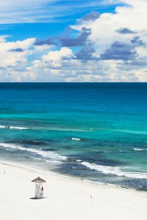 ¡Viva Mexico! Collection - Ocean and Beach View II - Cancun