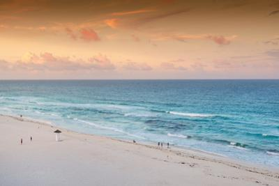 ¡Viva Mexico! Collection - Ocean View at Sunset II - Cancun