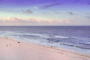 ¡Viva Mexico! Collection - Ocean View at Sunset III - Cancun by Philippe Hugonnard