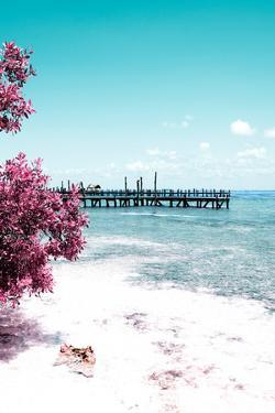 ?Viva Mexico! Collection - Peaceful Paradise IV - Isla Mujeres by Philippe Hugonnard