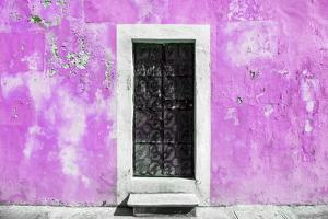 ¡Viva Mexico! Collection - Pink Wall of Silence by Philippe Hugonnard