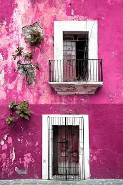 ¡Viva Mexico! Collection - Pink Wall by Philippe Hugonnard