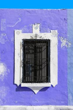 ¡Viva Mexico! Collection - Plum Window - Campeche by Philippe Hugonnard