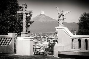 ¡Viva Mexico! Collection - Popocatepetl Volcano in Puebla III by Philippe Hugonnard
