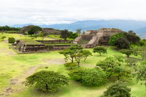 ?Viva Mexico! Collection - Ruins of the Zapotec civilization in Oaxaca by Philippe Hugonnard