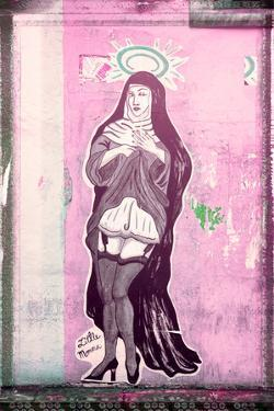 ¡Viva Mexico! Collection - Street Momma II by Philippe Hugonnard