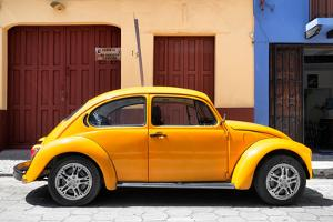 ¡Viva Mexico! Collection - The Dark Yellow Beetle Car by Philippe Hugonnard