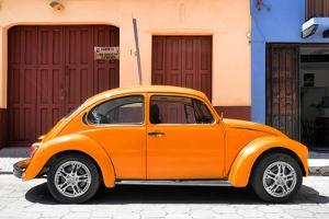 ¡Viva Mexico! Collection - The Orange Beetle Car by Philippe Hugonnard