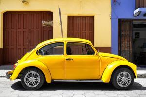 ¡Viva Mexico! Collection - The Yellow Beetle Car by Philippe Hugonnard