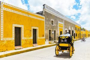 ¡Viva Mexico! Collection - The Yellow City VII - Izamal by Philippe Hugonnard