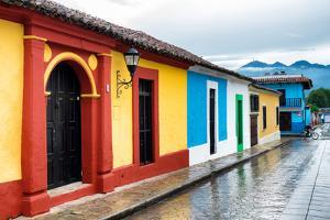 ¡Viva Mexico! Collection - Winter Morning in San Cristobal de Las Casas by Philippe Hugonnard