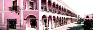 ¡Viva Mexico! Panoramic Collection - Campeche Architecture I by Philippe Hugonnard