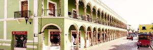 ¡Viva Mexico! Panoramic Collection - Campeche Architecture V by Philippe Hugonnard